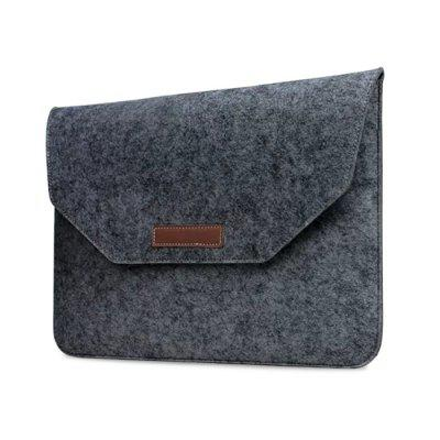 13.3 inch Tablet / Laptop Sleeve Bag Carrying CaseTablet Accessories<br>13.3 inch Tablet / Laptop Sleeve Bag Carrying Case<br><br>Accessory type: Laptop Sleeve<br>For: Laptop, Tablet PC<br>Package Contents: 1 x Laptop Sleeve<br>Package size (L x W x H): 36.50 x 26.50 x 2.50 cm / 14.37 x 10.43 x 0.98 inches<br>Package weight: 0.2100 kg<br>Product size (L x W x H): 35.20 x 25.00 x 1.50 cm / 13.86 x 9.84 x 0.59 inches<br>Product weight: 0.1714 kg