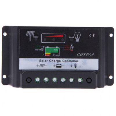 TSTP02  -  30A 12V / 24V 30A Solar Controller Auto Regulator for Home Industry Supplies