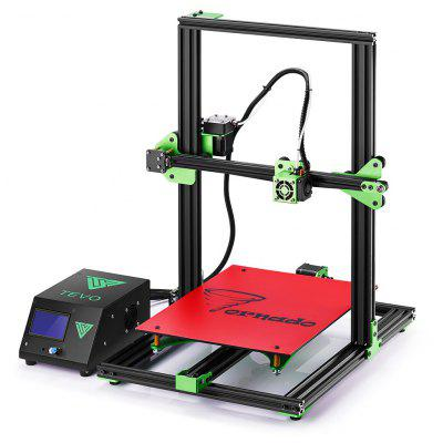 TEVO Tornado Most Assembled Full Aluminum Frame 3D Printer