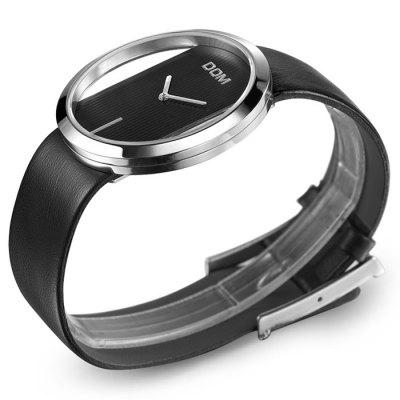 DOM 205 Attractive Leather Band Women Quartz WatchWomens Watches<br>DOM 205 Attractive Leather Band Women Quartz Watch<br><br>Band material: Leather, Leather<br>Band size: 29 x 2.2cm, 29 x 2.2cm<br>Brand: DOM<br>Case material: Alloy, Alloy<br>Clasp type: Pin buckle, Pin buckle<br>Dial size: 4.2 x 4.2 x 0.9cm, 4.2 x 4.2 x 0.9cm<br>Display type: Analog, Analog<br>Movement type: Quartz watch, Quartz watch<br>Package Contents: 1 x Watch, 1 x Box, 1 x Watch, 1 x Box<br>Package size (L x W x H): 28.00 x 8.00 x 3.50 cm / 11.02 x 3.15 x 1.38 inches, 28.00 x 8.00 x 3.50 cm / 11.02 x 3.15 x 1.38 inches<br>Package weight: 0.0900 kg, 0.0900 kg<br>Product size (L x W x H): 19.00 x 4.20 x 0.90 cm / 7.48 x 1.65 x 0.35 inches, 19.00 x 4.20 x 0.90 cm / 7.48 x 1.65 x 0.35 inches<br>Product weight: 0.0400 kg, 0.0400 kg<br>Shape of the dial: Round, Round<br>Watch mirror: Mineral glass, Mineral glass<br>Watch style: Fashion, Fashion<br>Watches categories: Women, Women<br>Water resistance: No, No