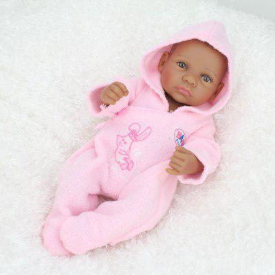 Realistic Looking Soft Silicone Reborn Baby Girl Doll Toy