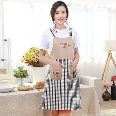 Bordado Durable Comfortable Apron
