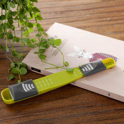 Easy Cooking Kitchen Adjustable Quantitative Spoon