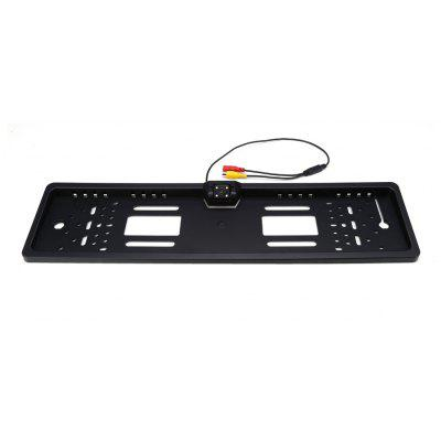 YIMU LAB - 701 Car Rear View Camera with 4 LED Lights