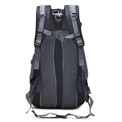 Outdoor Water-resistant Large Capacity BackpackBackpacks<br>Outdoor Water-resistant Large Capacity Backpack<br><br>Features: Durable, Water Resistant<br>Materials: Polyester<br>Package Contents: 1 x Travel Backpack<br>Package Dimension: 37.00 x 4.00 x 57.00 cm / 14.57 x 1.57 x 22.44 inches<br>Package weight: 0.8200 kg<br>Product weight: 0.8000 kg