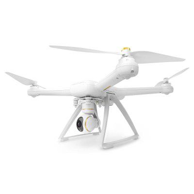XIAOMI Mi Drone 4K WiFi FPV RC QuadcopterRC Quadcopters<br>XIAOMI Mi Drone 4K WiFi FPV RC Quadcopter<br><br>Battery: 15.2V 5100mAh LiPo<br>Brand: Xiaomi<br>Built-in Gyro: 6 Axis Gyro<br>Channel: Unknown<br>Charging Time.: About 3.5<br>Compatible with Additional Gimbal: Yes<br>Control Distance: Above 800m<br>Detailed Control Distance: About 3000m<br>Features: WiFi APP Control, Radio Control, WiFi FPV, Brushless Version<br>Flying Time: About 27mins<br>FPV Distance: 4km<br>Functions: Camera, Waypoints, Up/down, Turn left/right, Tap to Fly, One Key Taking Off, One Key Landing, One Key Automatic Return, Low-voltage Protection, Hover, FPV, Forward/backward, Fail-safe<br>Kit Types: RTF<br>Level: Advanced Level<br>Material: PC, Electronic Components, Carbon Fiber<br>Mode: Mode 2 (Left Hand Throttle)<br>Model: Mi Drone 4K<br>Model Power: Built-in rechargeable battery<br>Motor Type: Brushless Motor<br>Package Contents: 1 x Quadcopter ( Battery Included ), 1 x Transmitter, 1 x Camera, 1 x Charger, 1 x English Manual<br>Package size (L x W x H): 44.35 x 17.90 x 37.50 cm / 17.46 x 7.05 x 14.76 inches<br>Package weight: 3.5350 kg<br>Product size (L x W x H): 38.00 x 45.50 x 17.00 cm / 14.96 x 17.91 x 6.69 inches<br>Product weight: 2.4050 kg<br>Radio Mode: Mode 2 (Left-hand Throttle),WiFi APP<br>Remote Control: WiFi Remote Control<br>Satellite System: GLONASS,GPS<br>Sensor: Optical Flow,Sonar<br>Size: Large<br>Type: Quadcopter, Outdoor<br>Video Resolution: 4K UHD