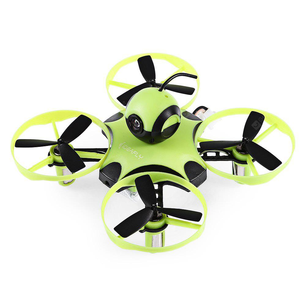 IDEAFLY F90 Octopus Brushed Micro FPV Racing Drone - RTF