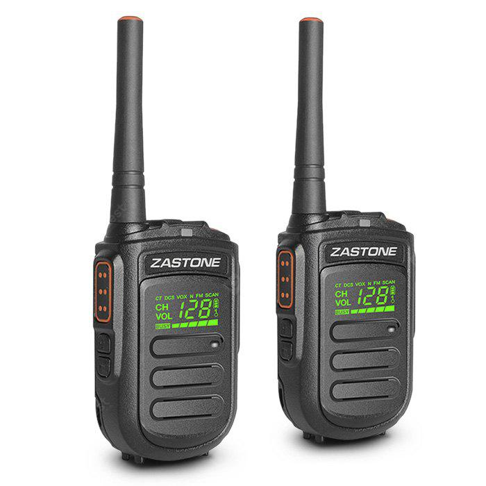 zastone mini9 wireless handheld walkie talkies 2pcs 106. Black Bedroom Furniture Sets. Home Design Ideas