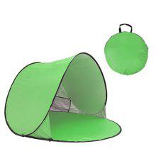 02021 Outdoor Simple Zipper Camping Tent