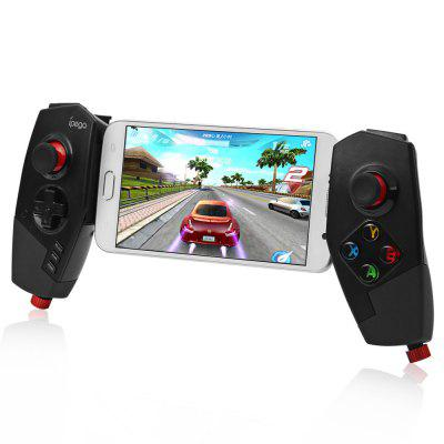 IPEGA PG - 9055 Bluetooth 3.0 Game Controller GamepadGame Controllers<br>IPEGA PG - 9055 Bluetooth 3.0 Game Controller Gamepad<br><br>Battery Type: Built-in<br>Bluetooth Version: V3.0<br>Capacity: 300mAh<br>Charging Time: About 2 hours<br>Compatible with: Smartphone, Tablet PC<br>Connection Type: Bluetooth<br>Features: Battery<br>Functions: Bluetooth<br>Model: PG - 9055<br>Package Contents: 1 x IPEGA PG - 9055 Red Spider Wireless Bluetooth 3.0 Telescopic Game Controller Joystick, 1 x USB Cable, 1 x Quadrilingual User Manual in English - Chinese<br>Package size: 18.00 x 16.00 x 6.00 cm / 7.09 x 6.3 x 2.36 inches<br>Package weight: 0.3200 kg<br>Power Supply: DC5V<br>Product size: 15.00 x 10.50 x 4.50 cm / 5.91 x 4.13 x 1.77 inches<br>Product weight: 0.1780 kg<br>System support: Android, IOS, PC<br>Working Time: 10 hours