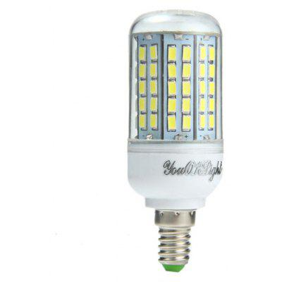 Buy WHITE E14 10PCS YouOKLight E14 SMD 5730 2000Lm 18W LED Corn Light Bulb for $17.26 in GearBest store