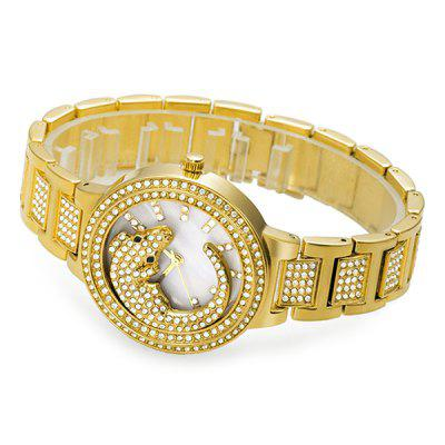 BELBI 9802 Exquisite Women Steel Band Quartz WatchWomens Watches<br>BELBI 9802 Exquisite Women Steel Band Quartz Watch<br><br>Band material: Steel<br>Band size: 22 x 1.6cm<br>Brand: BELBI<br>Case material: Alloy<br>Clasp type: Jewelry clasp<br>Dial size: 3.9 x 3.9 x 0.9cm<br>Display type: Analog<br>Movement type: Quartz watch<br>Package Contents: 1 x Watch, 1 x Box<br>Package size (L x W x H): 28.00 x 8.00 x 3.50 cm / 11.02 x 3.15 x 1.38 inches<br>Package weight: 0.1340 kg<br>Product size (L x W x H): 22.00 x 3.90 x 0.90 cm / 8.66 x 1.54 x 0.35 inches<br>Product weight: 0.0840 kg<br>Shape of the dial: Round<br>Watch mirror: Acrylic<br>Watch style: Fashion<br>Watches categories: Women<br>Water resistance: Life water resistant