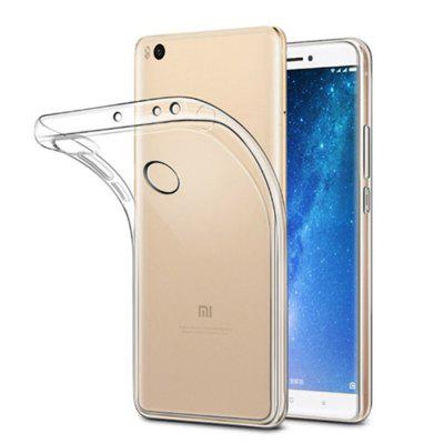 LEEHUR Ultra Thin TPU Soft Phone Case for Xiaomi Max 2Cases &amp; Leather<br>LEEHUR Ultra Thin TPU Soft Phone Case for Xiaomi Max 2<br><br>Brand: LeeHUR<br>Compatible Model: Max 2<br>Features: Back Cover<br>Mainly Compatible with: Xiaomi<br>Material: TPU<br>Package Contents: 1 x Phone Cover<br>Package size (L x W x H): 18.00 x 10.50 x 2.00 cm / 7.09 x 4.13 x 0.79 inches<br>Package weight: 0.0490 kg<br>Product Size(L x W x H): 17.50 x 9.10 x 0.80 cm / 6.89 x 3.58 x 0.31 inches<br>Product weight: 0.0220 kg<br>Style: Transparent