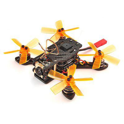 FuriBee Toad 90 90mm Micro Brushless FPV Racing Drone - BNF - WITH FRSKY D8 MODE RECEIVER COLORMIX