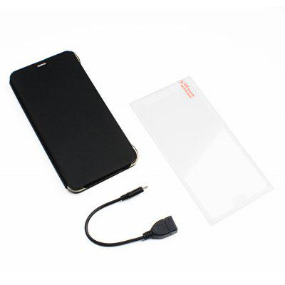 Gocomma Phone Case Screen Film for Uhans Max 2 OTG USB Cable
