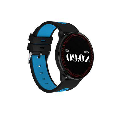 Cf007 Waterproof Smart Fitness Bracelet Tracker Heart Rate Blood Pressure Monitor Passometer Smart Band Watch WristbandSmart Watches<br>Cf007 Waterproof Smart Fitness Bracelet Tracker Heart Rate Blood Pressure Monitor Passometer Smart Band Watch Wristband<br><br>Available Color: Blue,Gray,Red,Yellow<br>Band material: Silicone, Silicone<br>Battery  Capacity: 80mAh<br>Bluetooth Version: Bluetooth 4.0<br>Case material: TPU, TPU<br>Compatability: Android4.0 and above?ISO7.0 and above<br>Compatible OS: Android, IOS<br>Functions: Date, Measurement of heart rate, Pedometer, Sedentary reminder, Sleep management, SMS Reminding, Time, Calories burned measuring, Call reminder, Alarm Clock<br>Operating mode: Press button, Touch Screen<br>Package Contents: 1 x Cf007 Smart Band, 1 x Charging Cable, 1 x User Manual, 1 x Cf007 Smart Band, 1 x Charging Cable, 1 x User Manual<br>Package size (L x W x H): 15.00 x 9.50 x 4.00 cm / 5.91 x 3.74 x 1.57 inches, 15.00 x 9.50 x 4.00 cm / 5.91 x 3.74 x 1.57 inches<br>Package weight: 0.1838 kg, 0.1838 kg<br>People: Female table,Male table<br>Product weight: 0.0560 kg, 0.0560 kg<br>Screen type: OLED<br>Shape of the dial: Round
