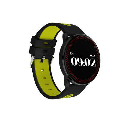 Cf007 Waterproof Smart Fitness Bracelet Tracker Heart Rate Blood Pressure Monitor Passometer Smart Band Watch WristbandSmart Watches<br>Cf007 Waterproof Smart Fitness Bracelet Tracker Heart Rate Blood Pressure Monitor Passometer Smart Band Watch Wristband<br><br>Available Color: Blue,Gray,Red,Yellow<br>Band material: Silicone, Silicone<br>Battery  Capacity: 80mAh<br>Bluetooth Version: Bluetooth 4.0<br>Case material: TPU, TPU<br>Compatability: Android4.0 and above?ISO7.0 and above<br>Compatible OS: IOS, Android<br>Functions: Sedentary reminder, Sleep management, SMS Reminding, Pedometer, Measurement of heart rate, Date, Time, Calories burned measuring, Call reminder, Alarm Clock, Time<br>Operating mode: Press button, Touch Screen<br>Package Contents: 1 x Cf007 Smart Band, 1 x Charging Cable, 1 x User Manual, 1 x Cf007 Smart Band, 1 x Charging Cable, 1 x User Manual<br>Package size (L x W x H): 15.00 x 9.50 x 4.00 cm / 5.91 x 3.74 x 1.57 inches, 15.00 x 9.50 x 4.00 cm / 5.91 x 3.74 x 1.57 inches<br>Package weight: 0.1838 kg, 0.1838 kg<br>People: Female table,Male table<br>Product weight: 0.0560 kg, 0.0560 kg<br>Screen type: OLED<br>Shape of the dial: Round, Round
