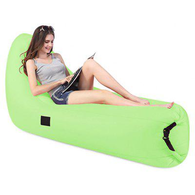 Portable Water-resistant 120kg Loading Fast Inflatable Sofa Bed