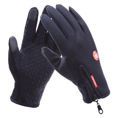 Unisexe Winter Warm Windproof Cycling Gloves