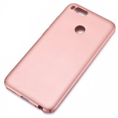 Luanke Drop-proof Cover Case for Xiaomi Mi A1Cases &amp; Leather<br>Luanke Drop-proof Cover Case for Xiaomi Mi A1<br><br>Brand: Luanke<br>Features: Anti-knock, Back Cover, Dirt-resistant<br>Mainly Compatible with: Xiaomi<br>Material: PC<br>Package Contents: 1 x Case<br>Package size (L x W x H): 21.00 x 13.00 x 1.80 cm / 8.27 x 5.12 x 0.71 inches<br>Package weight: 0.0220 kg<br>Product Size(L x W x H): 15.60 x 7.70 x 0.80 cm / 6.14 x 3.03 x 0.31 inches<br>Product weight: 0.0190 kg<br>Style: Modern