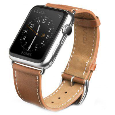 QIALINO w42d04 Cinturino per Apple Watch da 42mm