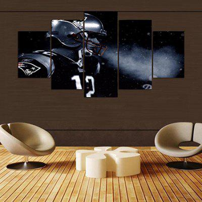 5PCS Spaceman Printing Canvas Wall Decoration PrintPrints<br>5PCS Spaceman Printing Canvas Wall Decoration Print<br><br>Brand: YSDAFEN<br>Craft: Print<br>Form: Five Panels<br>Material: Canvas<br>Package Contents: 5 x Print<br>Package size (L x W x H): 82.00 x 32.00 x 12.00 cm / 32.28 x 12.6 x 4.72 inches<br>Package weight: 1.5000 kg<br>Painting: Include Inner Frame<br>Product weight: 1.2000 kg<br>Shape: Any Shape<br>Style: Modern/Contemporary<br>Subjects: Figure Painting<br>Suitable Space: Bedroom,Dining Room,Hotel,Living Room,Office