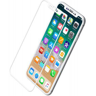 ASLING 0.26mm 9H 2.5D Arc Tempered Glass Protective Screen Film for iPhone X