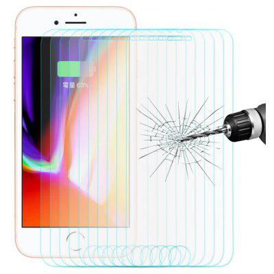 Full Tempered Glass for iPhone 7 / 8 - 10pcs