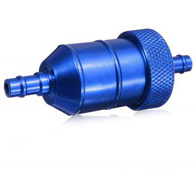Buy BLUE Universal Reusable Aluminum Alloy Liquid Fuel Filter for $4.49 in GearBest store