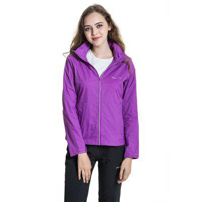PolarFire Lightweight Windproof Running Jacket for Women