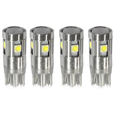 T10 Car LED License Plate Lamp / Turn Light ( 4pcs )