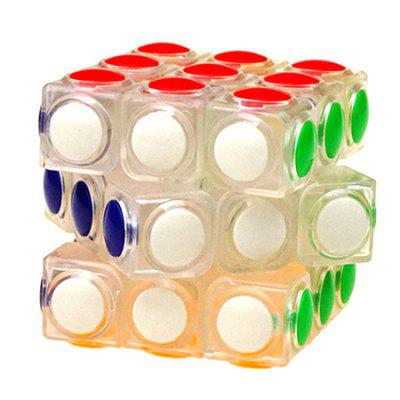 ABS 57mm Puzzle Magic Cube 3 x 3 x 3Magic Tricks<br>ABS 57mm Puzzle Magic Cube 3 x 3 x 3<br><br>Age: Above 6 year-old<br>Difficulty: 3x3x3<br>Material: ABS<br>Package Contents: 1 x Magic Cube<br>Package size (L x W x H): 6.50 x 6.00 x 6.00 cm / 2.56 x 2.36 x 2.36 inches<br>Package weight: 0.1280 kg<br>Product size (L x W x H): 5.70 x 5.70 x 5.70 cm / 2.24 x 2.24 x 2.24 inches<br>Product weight: 0.0970 kg<br>Type: Magic Cubes