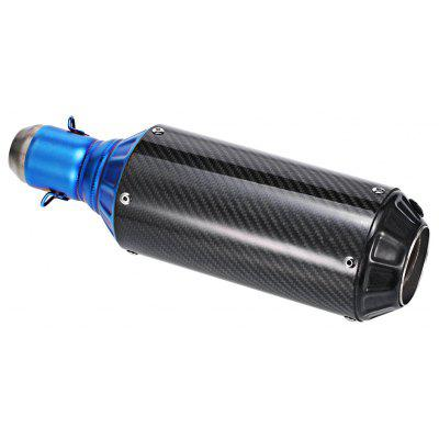 38 - 51mm HTP200 - CW01 Adjustable Motorcycle Tailpipe Silencer