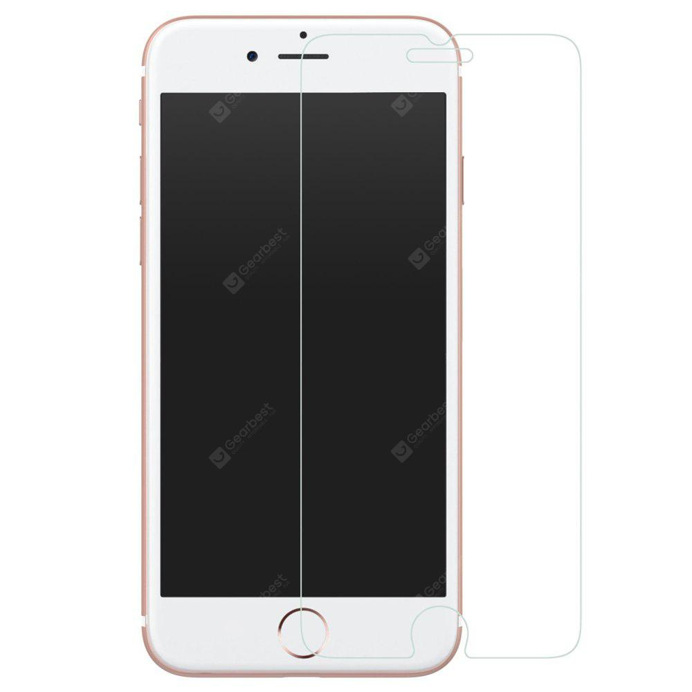 9H 2.5D Arc Tempered Glass Screen Film for iPhone 6 / 6S