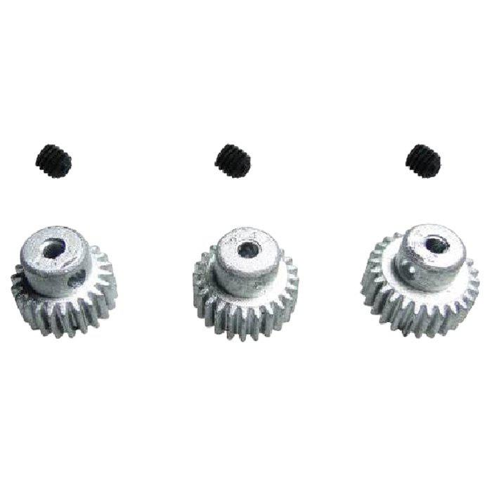 Buy Extra Spare FY - T22 / T24 T26 Motor Gear Set Feiyue FY01 FY02 FY03 RC Car SILVER