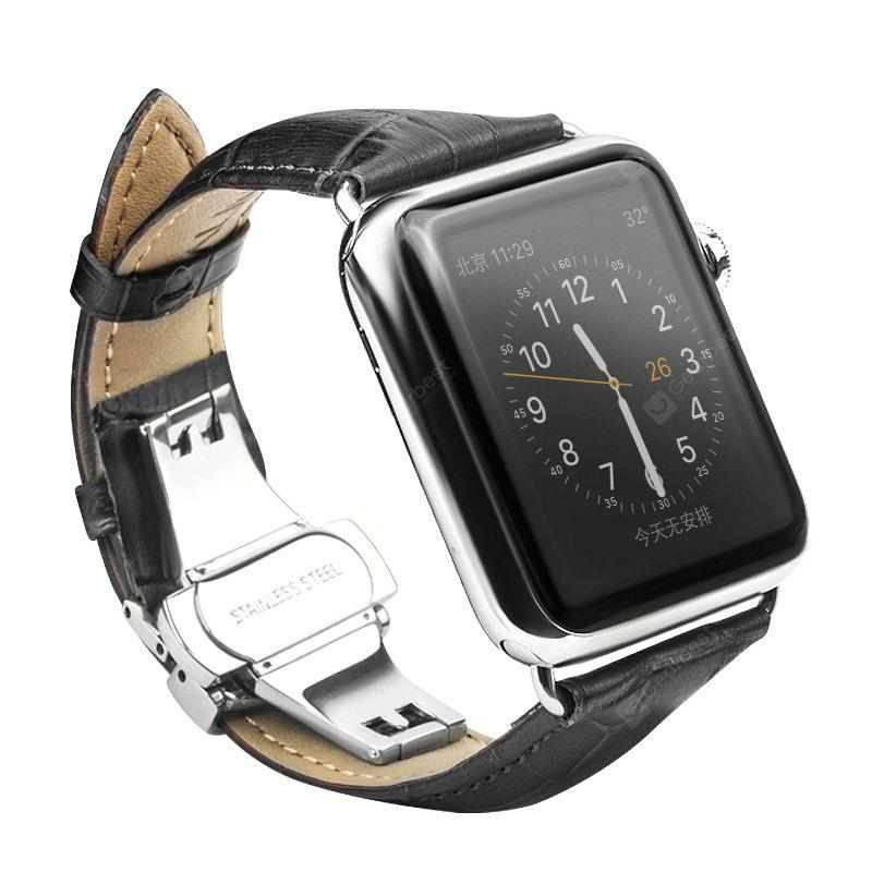 QIALINO w38004 Cinturino Moderno per Apple Watch 38mm