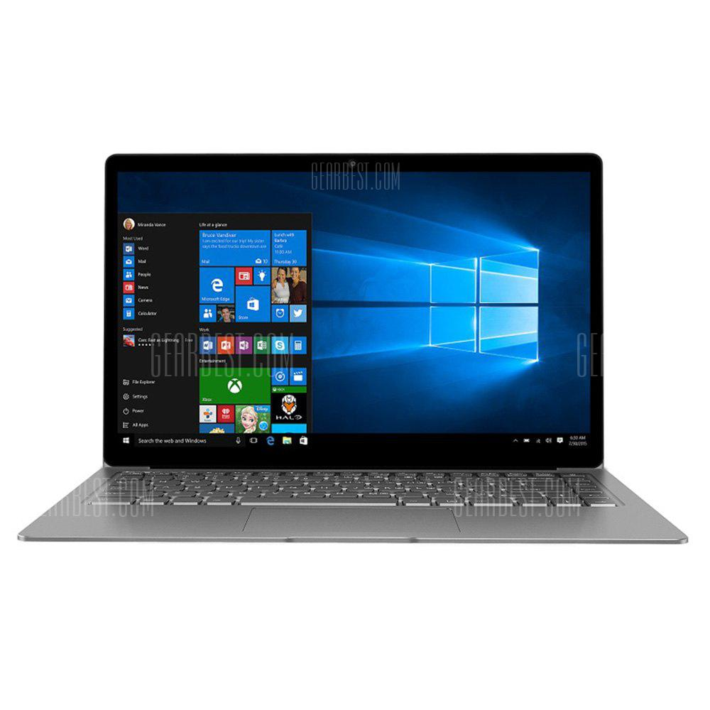 Chuwi sehelai Air CWI529 inci Notebook 14.1 10 Windows Home Angol Versi Quad Core Intel Celeron N3450 1.1GHz 8GB 128GB eMMC RAM Dual Camera WiFi