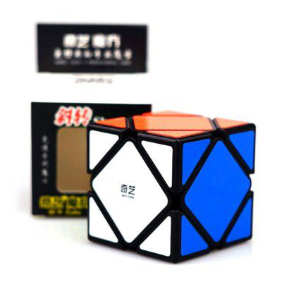 Brain Trainer Intelligence Toy Skewb Magic Cube 3 x 3 x 3Magic Tricks<br>Brain Trainer Intelligence Toy Skewb Magic Cube 3 x 3 x 3<br><br>Age: Above 6 year-old<br>Difficulty: 2x2x2<br>Material: ABS<br>Package Contents: 1 x Magic Cube<br>Package size (L x W x H): 6.50 x 6.00 x 6.00 cm / 2.56 x 2.36 x 2.36 inches<br>Package weight: 0.1150 kg<br>Product size (L x W x H): 5.60 x 5.60 x 5.60 cm / 2.2 x 2.2 x 2.2 inches<br>Product weight: 0.1050 kg<br>Type: Magic Cubes, Intelligence toys