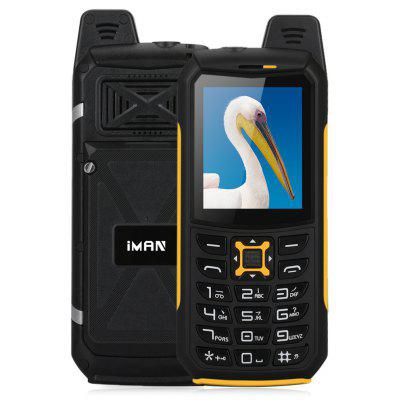 iMAN S2 Quad Band Unlocked Phone 2.0 inch