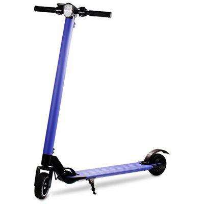 Buy Rcharlance HS HK7 5.2Ah 6 inch Folding Electric Scooter  (EU ), BLUE VIOLET, Outdoors & Sports, Outdoor Recreation, Scooters and Wheels for $245.61 in GearBest store