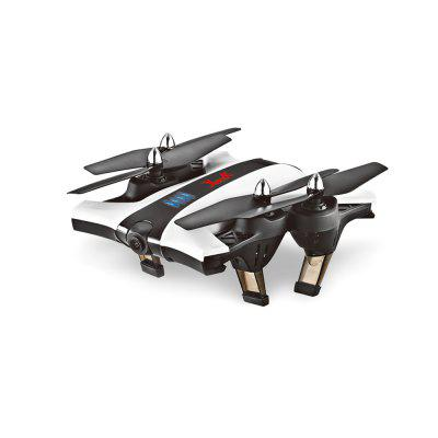 XiangYu XY017HW Foldable RC Quadcopter - RTFRC Quadcopters<br>XiangYu XY017HW Foldable RC Quadcopter - RTF<br><br>Age: Above 14 years old<br>Battery: 3.7V 900mAh lithium-ion<br>Brand: XiangYu<br>Built-in Gyro: 6 Axis Gyro<br>Camera Pixels: 2MP<br>Channel: 4-Channels<br>Charging Time.: about 120mins<br>Compatible with Additional Gimbal: No<br>Control Distance: 50-100m<br>Detailed Control Distance: 60m<br>Features: WiFi FPV, WiFi APP Control, Radio Control, Camera, Brushed Version<br>Flying Time: 7~8mins<br>FPV Distance: 30 - 50m<br>Functions: One Key Automatic Return, Air Press Altitude Hold, Emergency Landing, Forward/backward, Gravity Sense Control, 3D rollover, Headless Mode, With light, WiFi Connection, Up/down, Sideward flight, One Key Landing, One Key Taking Off, Slow down, Speed up, Turn left/right<br>Kit Types: RTF<br>Level: Beginner Level<br>Material: Electronic Components, Plastic<br>Model: XY017HW<br>Model Power: Built-in rechargeable battery<br>Motor Type: Brushed Motor<br>Night Flight: Yes<br>Package Contents: 1 x Quadcopter ( Battery Included ), 1 x Transmitter, 1 x USB Cable, 4 x Spare Propeller, 1 x English Manual<br>Package size (L x W x H): 25.00 x 19.00 x 10.50 cm / 9.84 x 7.48 x 4.13 inches<br>Package weight: 0.6500 kg<br>Product size (L x W x H): 33.00 x 21.50 x 8.70 cm / 12.99 x 8.46 x 3.43 inches<br>Product weight: 0.3500 kg<br>Radio Mode: Mode 2 (Left-hand Throttle),WiFi APP<br>Remote Control: 2.4GHz Wireless Remote Control<br>Sensor: Barometer<br>Size: Large<br>Transmitter Power: 4 x AAA battery (not included)<br>Type: Indoor, Outdoor, Quadcopter<br>Video Resolution: 720P