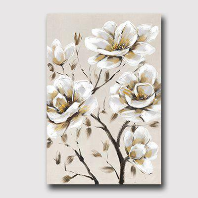 Buy Qiaojiahuayuan Unframed Prints Canvas Flower Wall Art, COLORMIX, Home & Garden, Home Decors, Wall Art, Prints for $17.33 in GearBest store