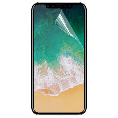 Transparent Protective Film for iPhone X