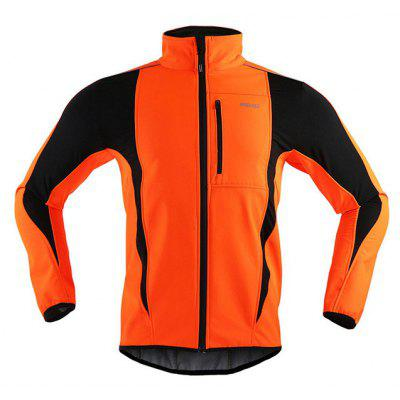 ARSUXEO 15-K Windproof Long Sleeve Cycling Coat