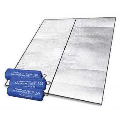AOTU AT6221 250 x 200cm Tapis PVC anti-humidité