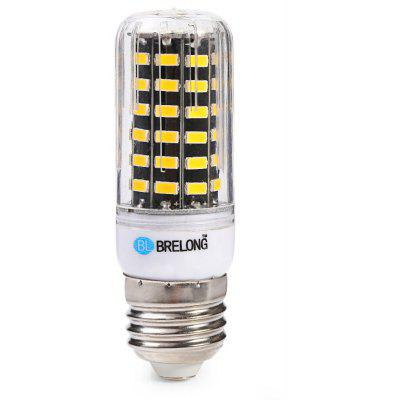 Buy WARM WHITE LIGHT E27 6xBRELONG E27 1200Lm 12W SMD5733 64 LED Corn Light for $22.93 in GearBest store