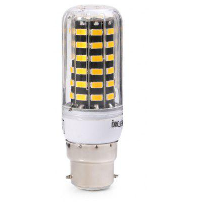 Buy WARM WHITE LIGHT B22 6xBRELONG B22 1200Lm 12W SMD5733 64 LED Corn Light for $22.93 in GearBest store