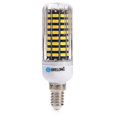 3 x BRELONG 1500Lm E14 15W SMD5733 80 LED Corn Bulb