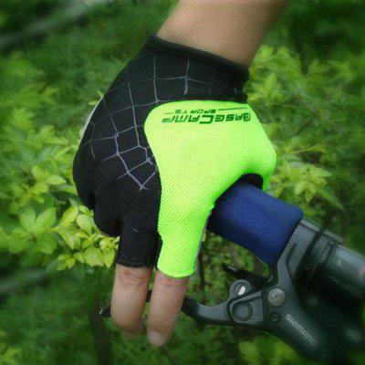 BaseCamp BC-202 Unisex Half-finger Cycling Gloves