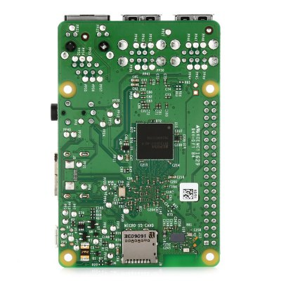 Фото DIY Raspberry Pi Model 3 B Motherboard. Купить в РФ